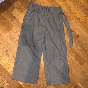 Brand new trousers from Zara